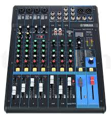 Table de Mixage - Yamaha MG10XUF