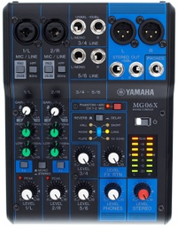 Table de Mixage - Yamaha MG06X